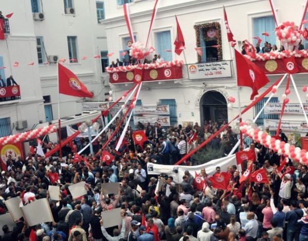 ugtt_tunisie_manifestation