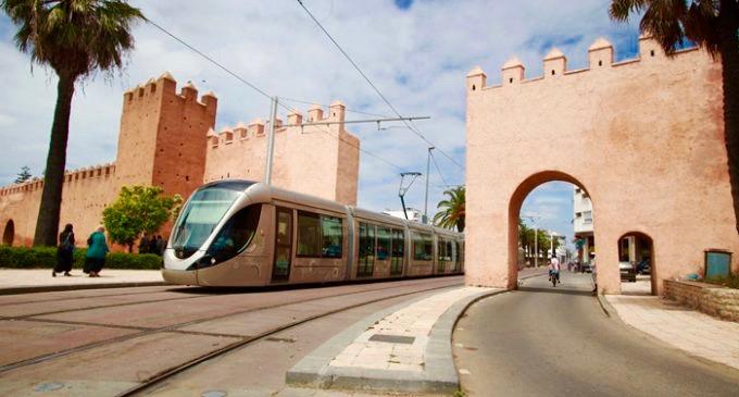 Maroc Rabat , après les tramways, bientôt des bus écologiques