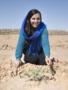 La Tunisienne Sarah Toumi, célébrée par TAKREEM