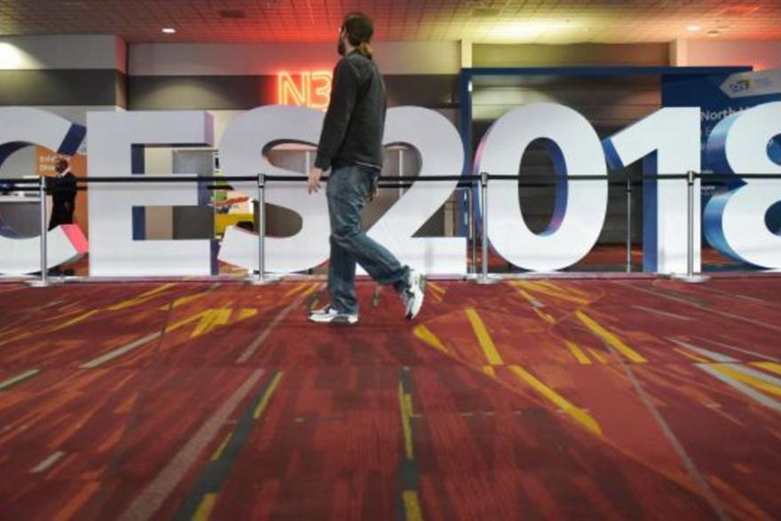 Participation du Maroc au Salon mondial de l'électronique de Las Vegas 2018-iloveimg-resized