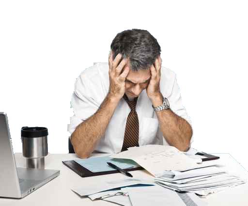 La France enregistre une hausse des affections psychiques liées au travail