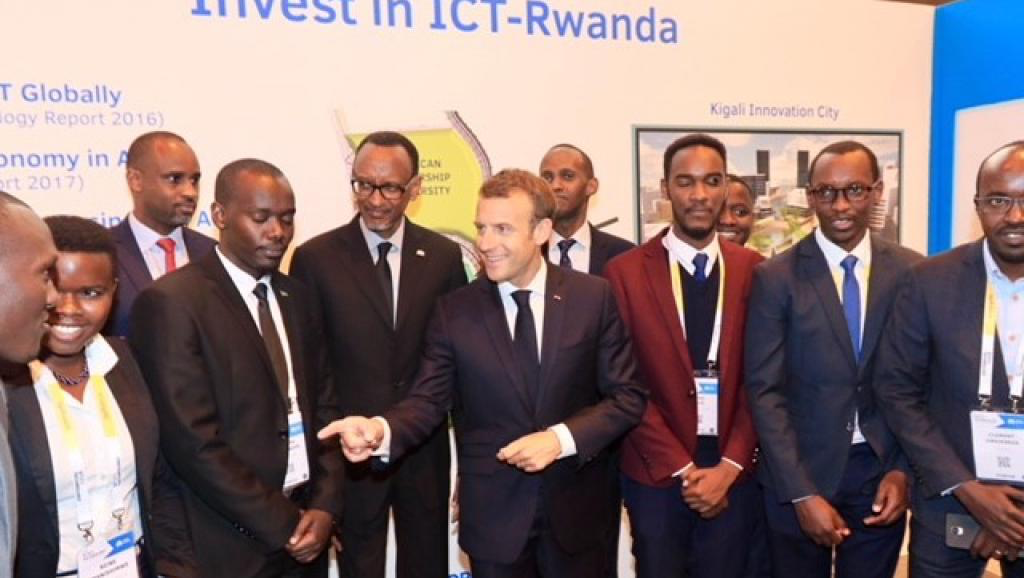 L'après Vivatech et les actions en faveur de l'Afrique
