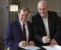 Convergence signe un nouvel accord de partenariat avec la Chambre de commerce et d'industrie de Tunis (1)