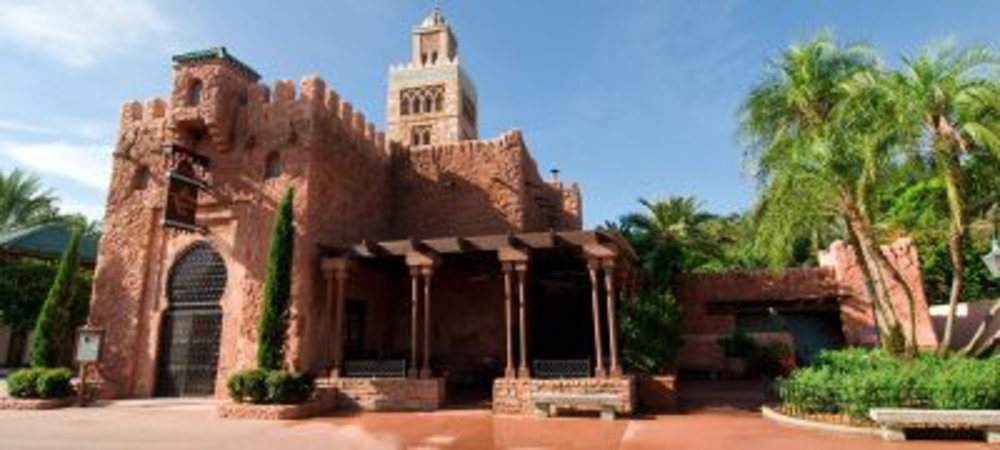 « Village du Maroc » à Orlando en Octobre