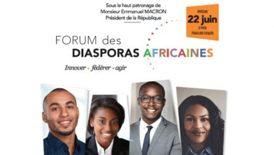 Franc succès pour le premier Forum des diasporas africaines