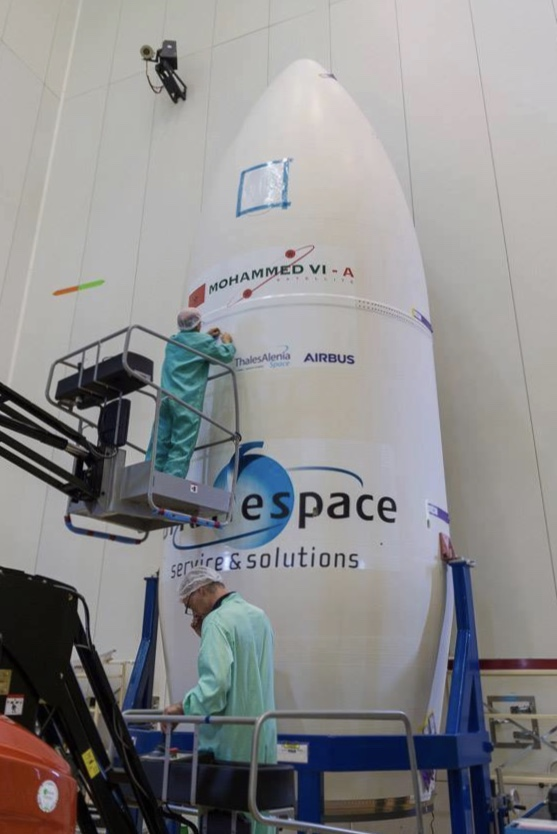 Satellite marocain