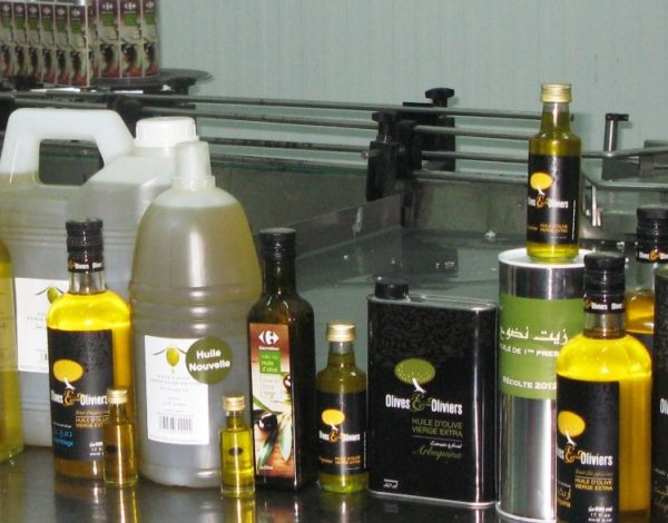 huile d'olive Tunisie