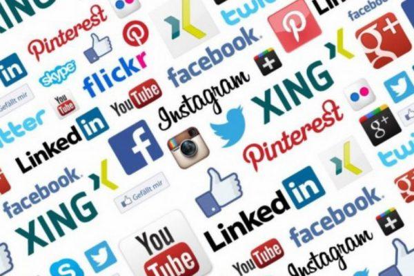 réseaux sociaux export